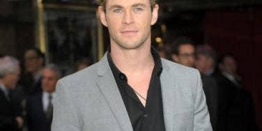 Chris Hemsworth Snow White And The Huntsman