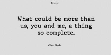 17 Best Cleo Wade Quotes To Make You Fall In Love Again