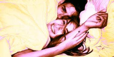 Having Sex Makes A Couple Stronger