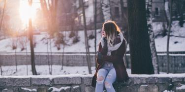 How To Get More Energy Naturally When You're Feeling Depressed From The Winter Blues Or Seasonal Affective Disorder