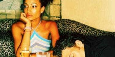 couple bored