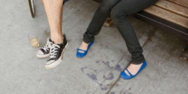 couple date shoes