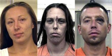 The Devastating Before And After Photos Of Crystal Meth Addiction