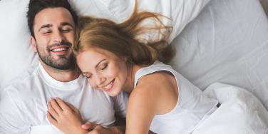 The Weird Thing Your Favorite Cuddling Position Reveals About Your Relationship