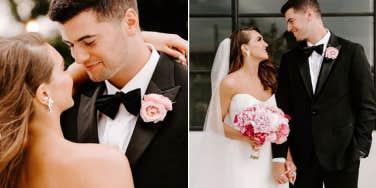 Who Is Jarrett Stidham's? Wife New Details On Patriots' Rookie QB's Wife Kennedy Brown-Stidham