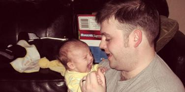 father body image parenting