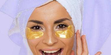 Get Rid Of Those Eye Bags & Dark Circles !