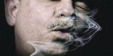 davidoff cigar ad