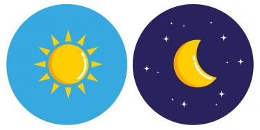 Day Or Night Chart: Why You Don't Feel Like Your Zodiac Sign