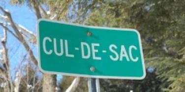 dead end cul de sac