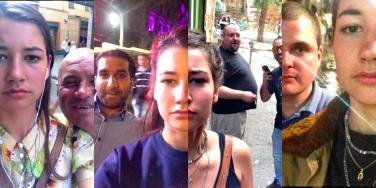Details: Noa Jansma Posts Street Harassment Selfies On Instagram's Dearcallers
