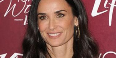 "Demi Moore Is Spotted Having Dinner With A ""Mystery Man"""