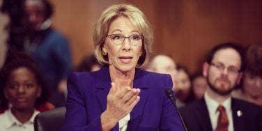 Betsy DeVos' School Voucher Plan Hurts Poor Children. PERIOD.