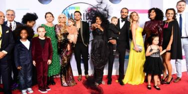 who are Diana Ross' kids?