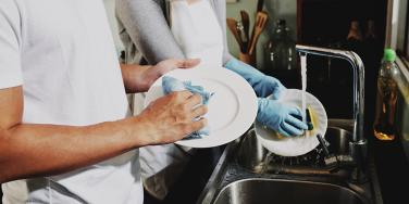 Why Do So Many Couples Fight About The Dishwasher? There's A Psychological Reason