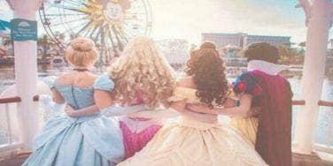 Disney princesses role models