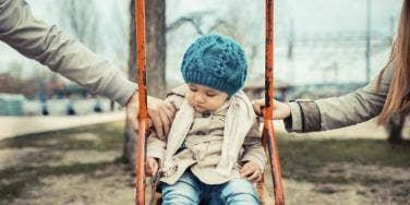 divorce affects children