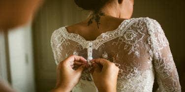 wedding doubt