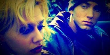 8 Mile, Eminem & Brittany Murphy