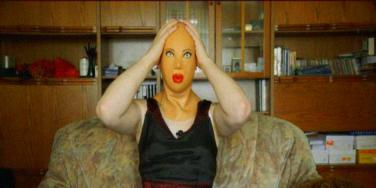 men who dress up as latex dolls