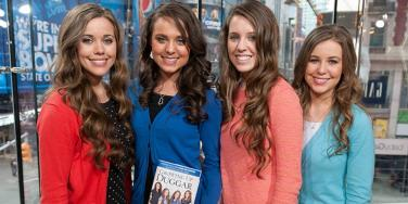 are the Duggars allowed to wear jeans