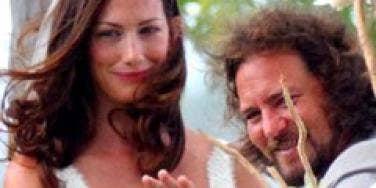 Eddie Vedder marries Jill McCormick