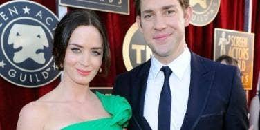 Emily Blunt On Her Successful Marriage With John Krasinski