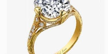 Miley Cyrus' 3.5-carat Neil Lane diamond ring