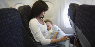 I Never Had A Fear Of Flying — Until I Had Kids