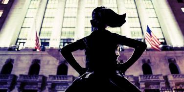 fearless girl international women's day women in workplace