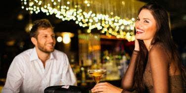 flirting online dating