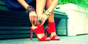 Type Of Feet