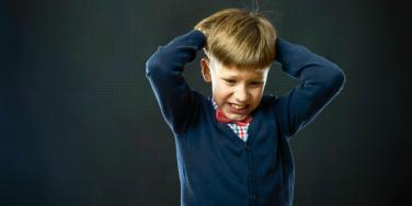 The #1 WORST Thing To Say When Your Kid Is Freaking Out