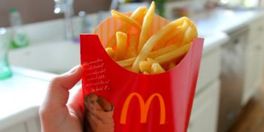This Video Shows Why No One Should Eat McDonald's Fries