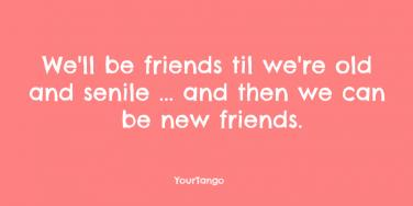 Funny Friendship Quotes For Best Friends' Instagram Captions