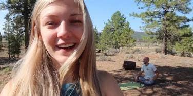 Gabby Petito YouTube Video
