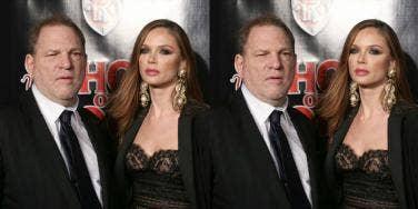 Georgina Chapman Harvey Weinstein Wife