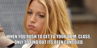 20 Relatable Gossip Girl Memes That Perfectly Describe What Going To College Really Feels Like