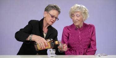 grandmas fireball whisky