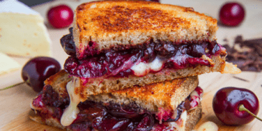Dinner For Two: Bite Into 'Sexy' Grilled Cheese Sandwiches