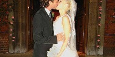 Gwen Stefani Gavin Rossdale wedding