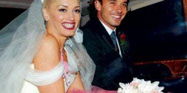 Gwen Stefani and Gavin Rossdale's wedding