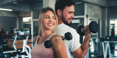 The Exact Amount Of Minutes You Need To Spend In The Gym For A Longer Life