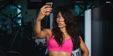 If You Post Gym Selfies You're A Total Narcissist (Says Science)