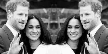 Harry And Meghan Markle's Wedding