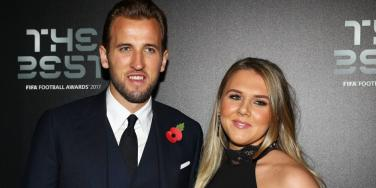 is Harry Kane married?