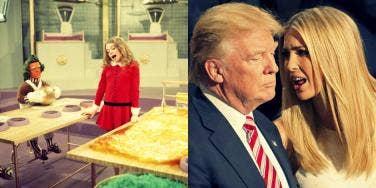 Trump Ivanka