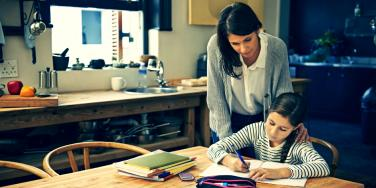Over-helping Your Children Can Yield Negative Results