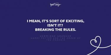 29 Best Hermione Granger Quotes & Comebacks
