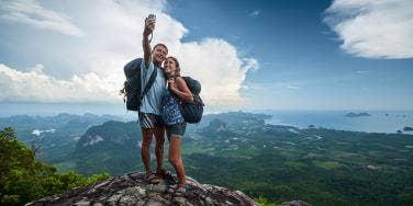 Engaged Couple To Walk 2500 Miles To Their Wedding